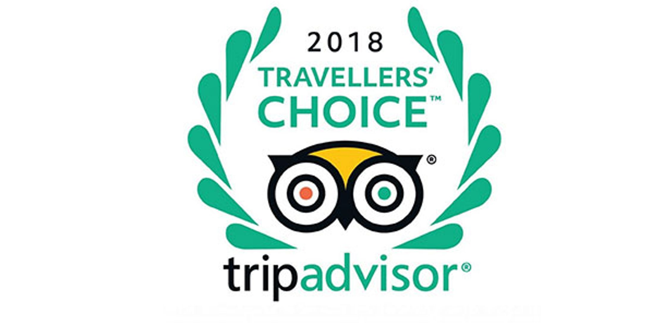 Tripadvisor Travellers Choice Award 2018