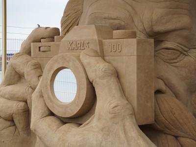 Sandwelt Warnemünde Pier7 2021