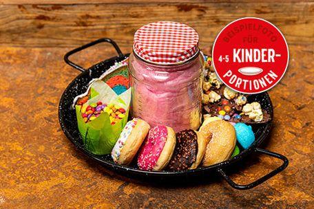Kindergeburtstag Essen Karlinchen Süßes