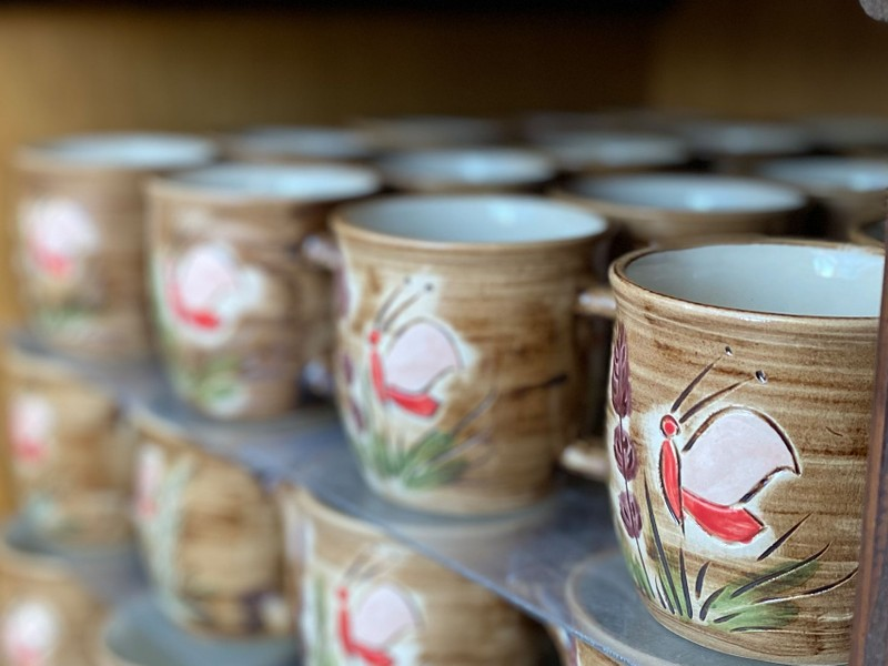 Hof-Gärtnerei Keramik