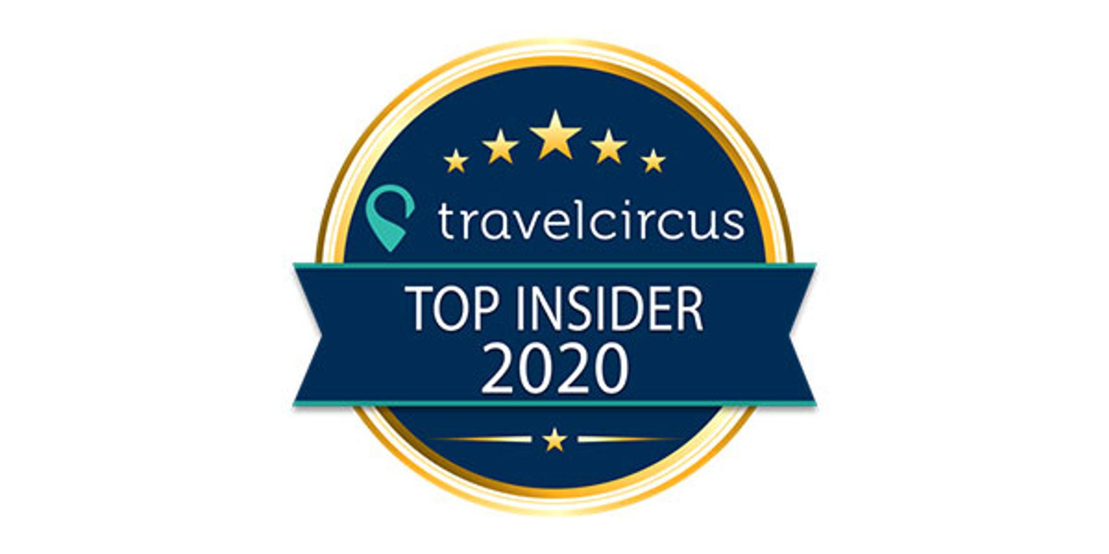 Travelcircus Top Insider 2020