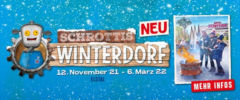 Schrottis Winterdorf Elstal