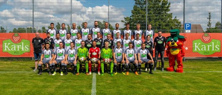 FSV Bentwisch Sportverein Sponsoring