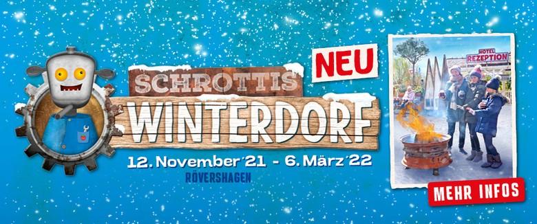 Schrottis Winterdorf Rövershagen