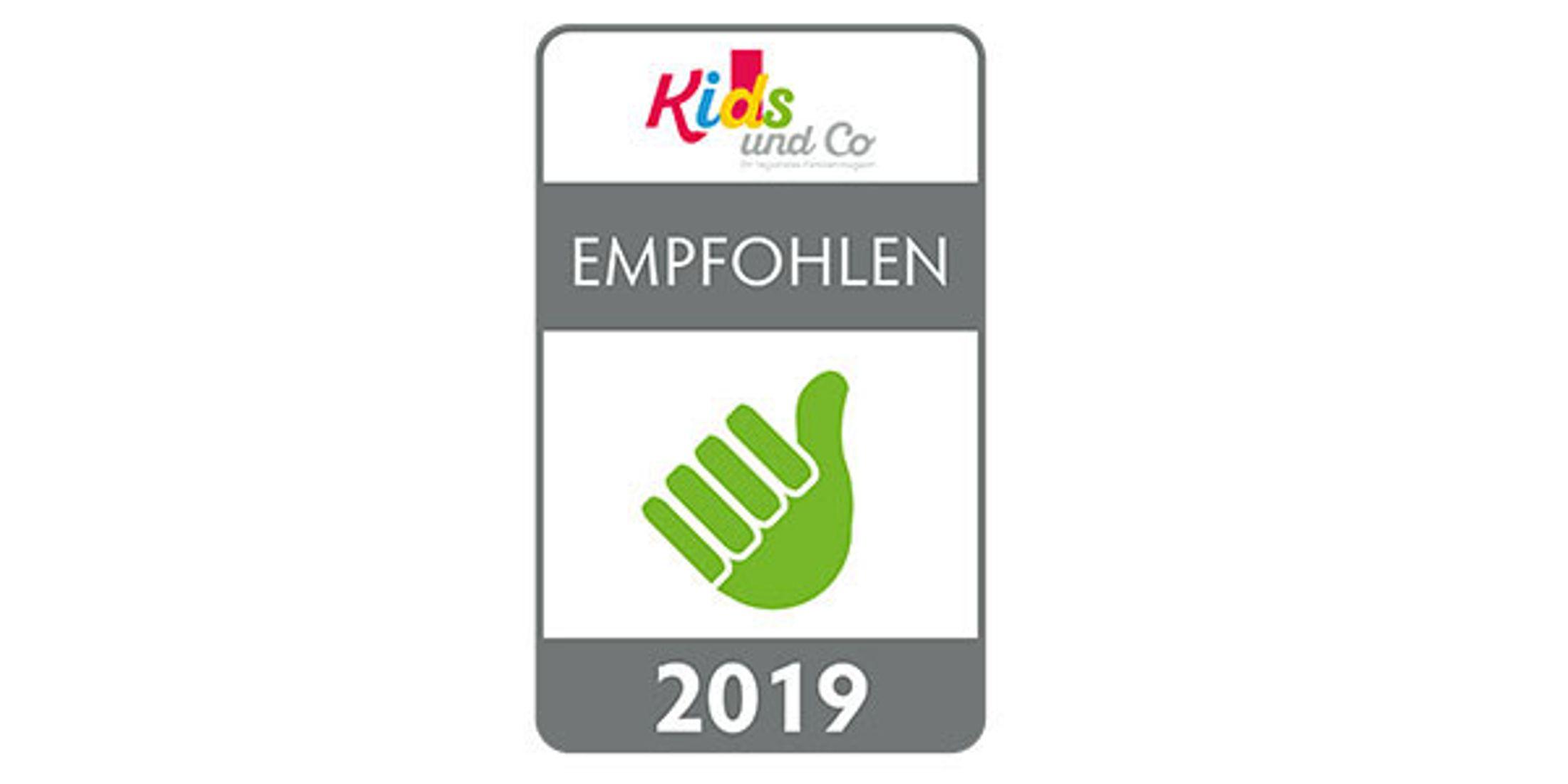 Gütesiegel Kids & Co Cala-Verlag