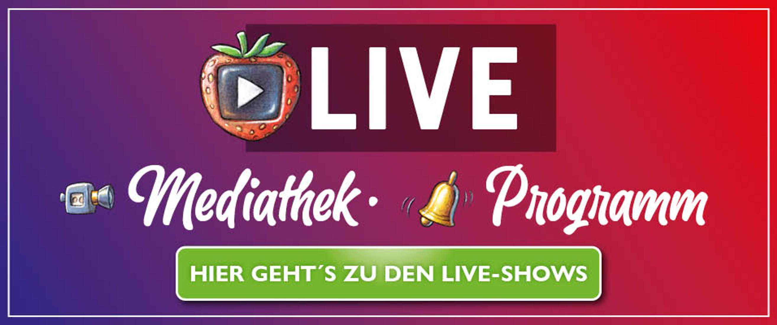 Werbeslider Live-Show
