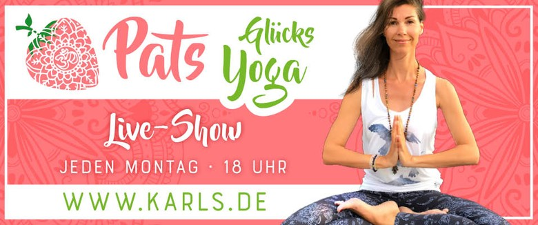 Karls Live - Pats Glücks-Yoga