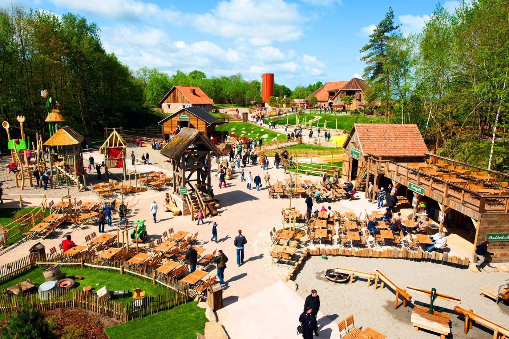 Zirkow Erlebnis-Dorf gesamt