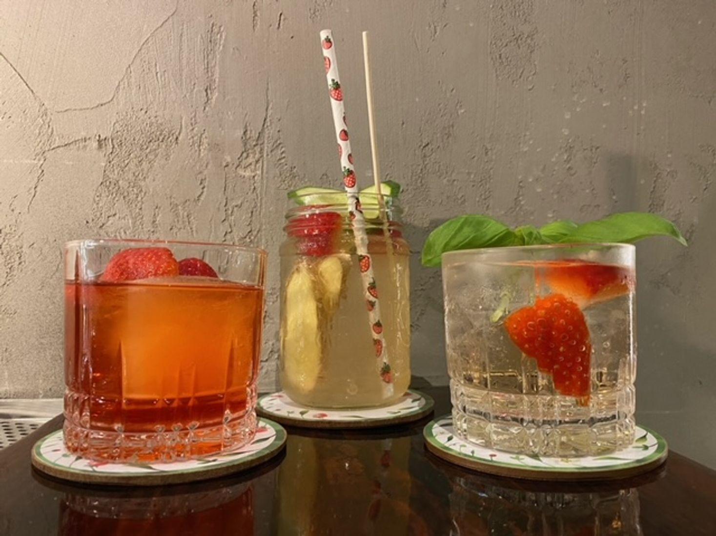 Live Show Shaker mit Charme - Cocktails aus Folge 2